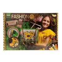 Комплект  для творчества fashion bag  вышивка лентами fbg-01-01