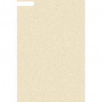 Ковёр фризе пп platinum t600, 2*5 м, прямоугольный, cream