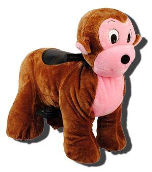 Зоомобиль joy automatic animal story забавная обезьянка абу