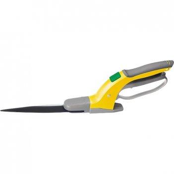Ножницы для травы, реж. лезв. покрыто тефлоном, поворот реж. части до 180
