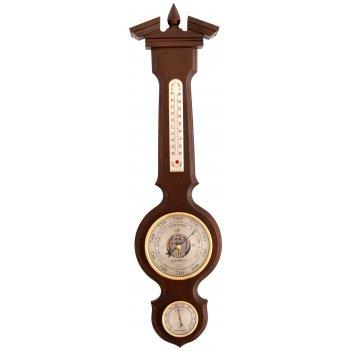 Бытовая метеостанция бм-94 массив дуба (смич) барометр
