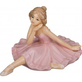 Статуэтка балерина 14.5*10.5*8.4 см (кор=24шт.)