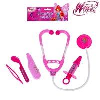Winx набор доктора будь здорова, 5 предметов №sl-00188a