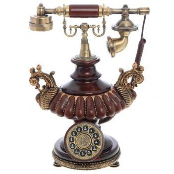 Изделие декоративное телефон, l27 w20 h38 см