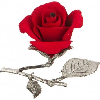 Изделие декоративное роза 10*8*8 см