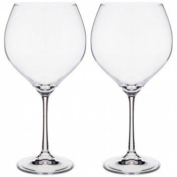 Набор бокалов для вина sophia из 2 шт. 650 мл высота=22,5 см (кор=24набор.