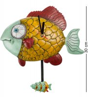 Rv-248 часы рыбный день (w.stratford)