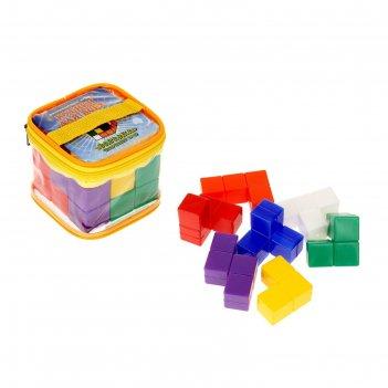 Набор кубиков загадка