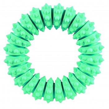 Кольцо trixie denta fun с запахом мяты, резина, ф 12 см