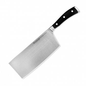 Нож кухонный для резки овощей «chinese chefs» 18 см, «chinese cleaver», се