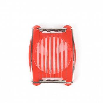 Яйцерезка 8*10*3см. (2вида) (нержавеющая сталь, пластик) (упаковочный паке