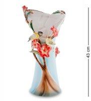 Fm-19 ваза дикая роза (pavone)