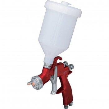 Краскораспылитель кратон lvlp-01g, дюза 1.5 мм, 2-3.5 атм, 85-110 л/мин, 0