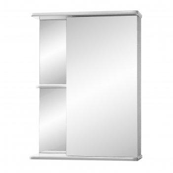 Зеркало-шкаф ника 50 фацет правое
