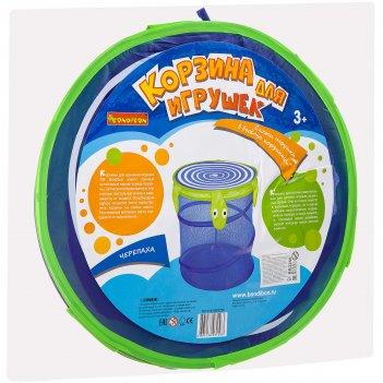 Корзина для хранения игрушек черепаха от bondibon