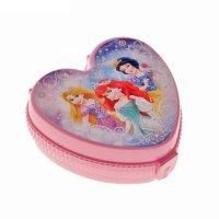 Шкатулка детская принцессы, розовая