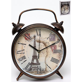 Часы настенные фигурные home art 32,5x25,4 см
