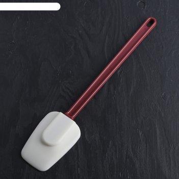 шпатели с пластиковой ручкой