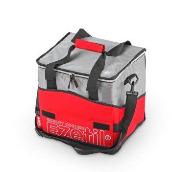 Изотермическая сумка холодильник ezetil kc extreme 28 red 28 литров