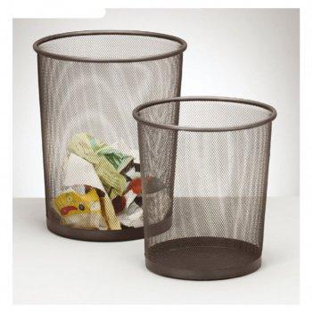 Корзина для мусора zeller, 29,5х35 см, металл