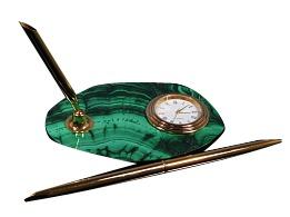 Настольный прибор часы