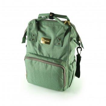 Рюкзак для мамы f1, цвет мятный