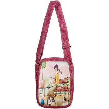 Bg-419/4 сумка романтическая особа