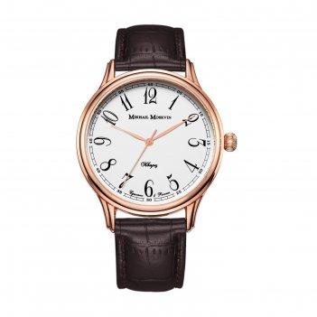 Часы наручные мужские михаил москвин классика кварцевые модель 1067a3l3
