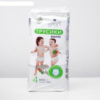 Подгузники-трусики гигиенические для детей под товарным знаком bella baby