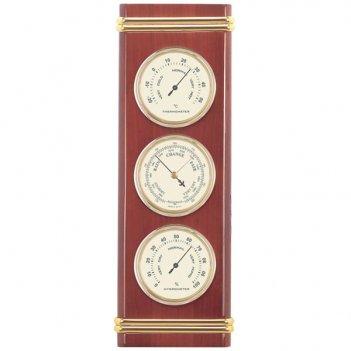 Метеостанция (барометр, термометр, гигрометр), l12 w5 h38,9 ...