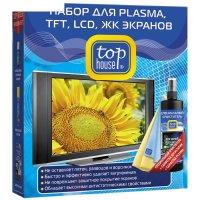 Набор для  plasma, tft, lcd, жк экранов top house, 3 предмета