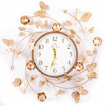 Часы la geer настенные 64*5*64см