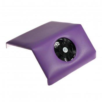 Пылесос для маникюра jessnail sd-39, 20 вт, 3 фильтра, фиолетовый