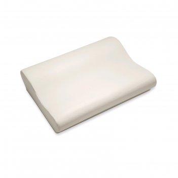 Подушка «эргономика маленькая», размер 50x30x8/11 см
