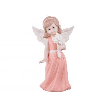 Фигурка ангелочек 9*6,5*16,5 см.