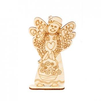 Форма для декора на подставке дары ангела