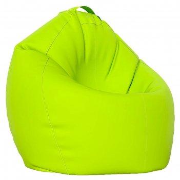 Кресло-мешок xl, ткань нейлон, цвет салатовый люмин