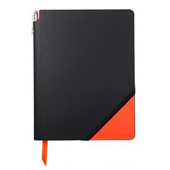 Записная книжка cross jot zone , большая, 160 страниц в линейку, ручка в к