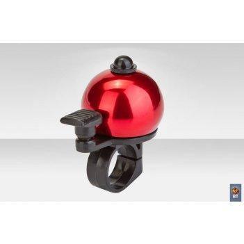13а-01 звонок алюминий черно-красный