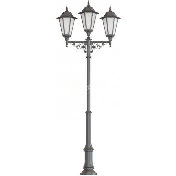 Фонарь уличный «пушкин - 3» со светильниками