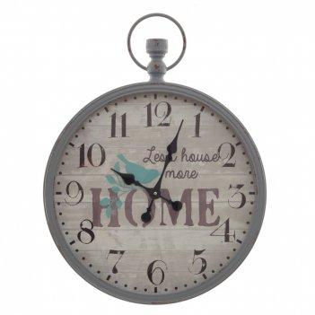Часы настенные декоративные,  l51,5 w10,5 h67,5 см, (1xaa не прилаг.)