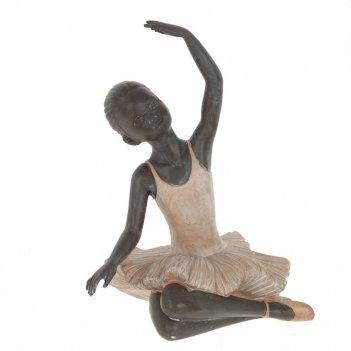 Фигурка декоративная балерина, l15 w12 h19 см