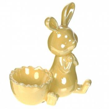 Подставка для яиц заяц, l10,8 w6 h12 см