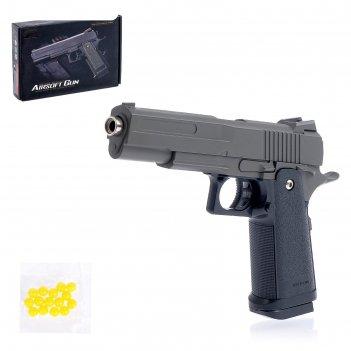 Пистолет пневматический стрелок, металлический