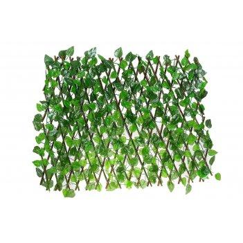 Декоративное ограждение листва 220x45 см