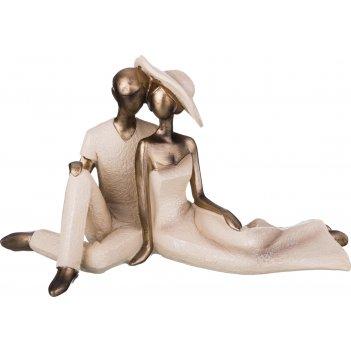 Статуэтка влюбленные серия фьюжн 28,5*13*17,5 см.(кор=8шт.)