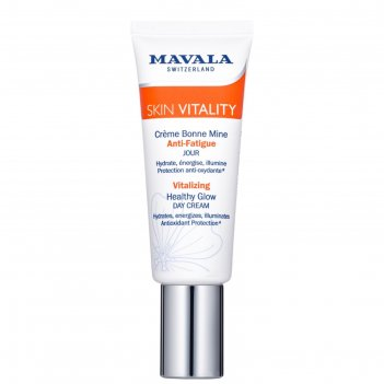 Дневной крем для сияния кожи mavala skin vitality, стимулирующий, 45 мл