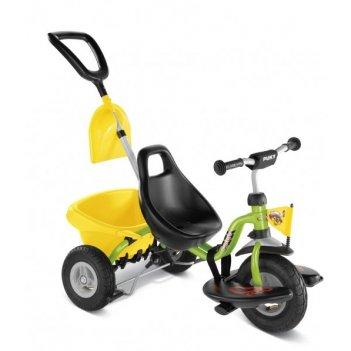 Трехколесный велосипед  puky cat 1sl 2345 kiwi салатовый