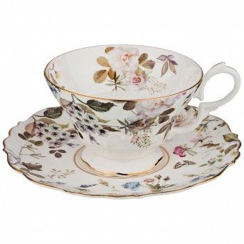 Чайный набор belle на 1 персону, 2 пр. 280 мл