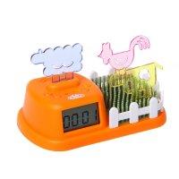 Часы-будильник веселая ферма
